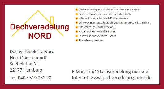 Dachveredelung-Nord