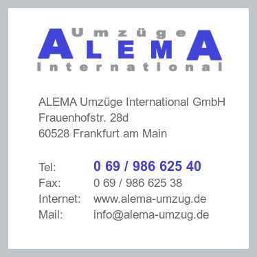 ALEMA Umzüge International GmbH