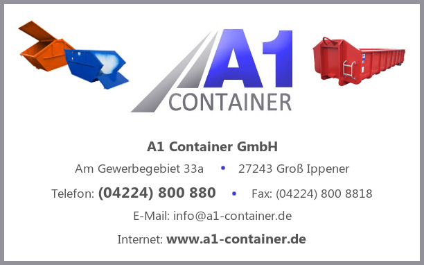A1 Container GmbH