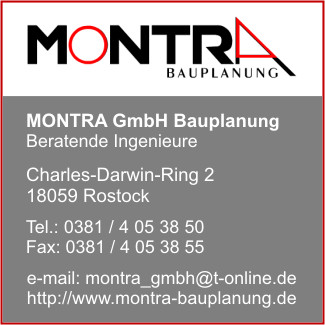 MONTRA GmbH Bauplanung