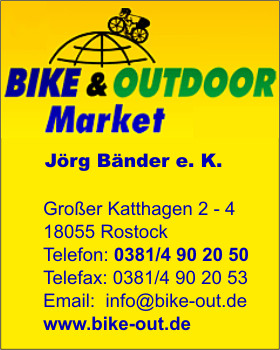 BIKE & OUTDOOR Market - Jörg Bänder e. K.