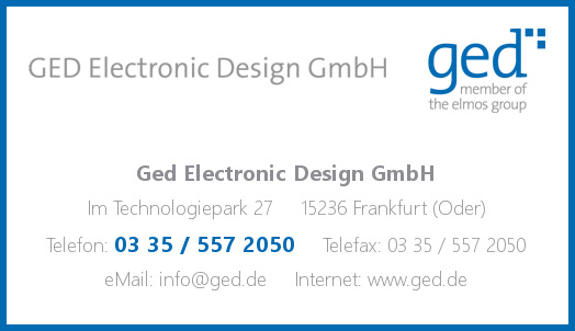 Ged Electronic Design GmbH